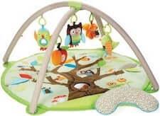 Skip Hop Treetop Friends Classic aktivitetstæppe til babyer