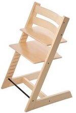 Trap Trapp klassisk højstol der vokser med barnet